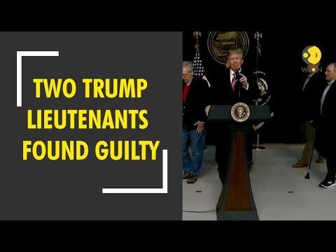 WION Gravitas: Two Trump lieutenants found guilty