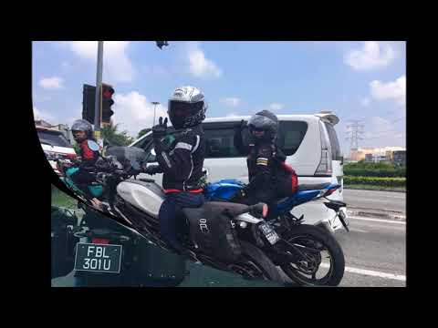 Singapore Female Riders Melaka Ride Up 29 - 30 July '17