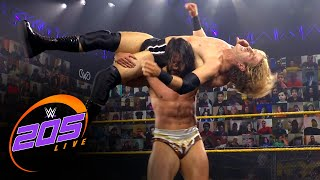 Curt Stallion vs. Tony Nese: 205 Live, Oct. 23, 2020