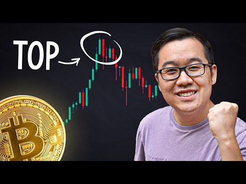 How to predict the next Bitcoin 'top'… and what you should do about it!