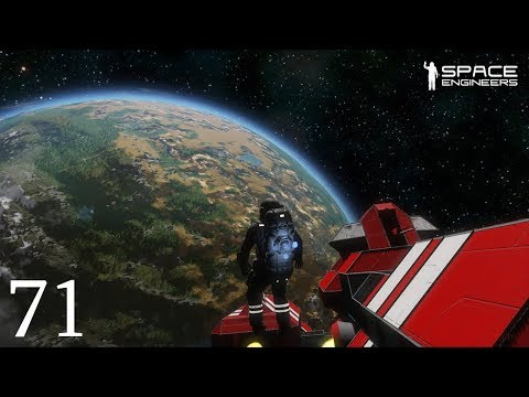 Space Engineers Multiplayer - E71 - A Giant Hole