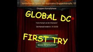 GLOBAL DC! FIRST TRY! DONT LAUGH... :D ( CLASH OF KINGS )