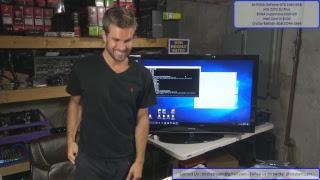 BBT Livestream21: Building a Ethereum Mining Rig Start to Finish! 6x GTX 1060