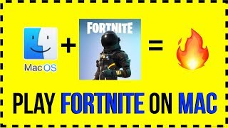 Play FORTNITE on MAC without LAG | unwired
