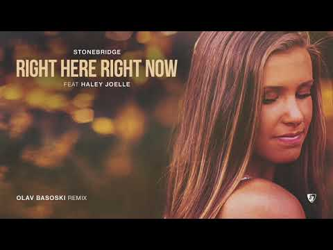 StoneBridge's 'Right Here Right Now' (Olav Basoski Remix) Hits No  1