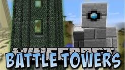 KAMPF-TÜRME mit BOSS (Battle Towers Mod) [Deutsch]