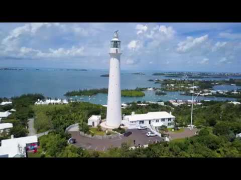 Gibbs Lighthouse Bermuda slow version