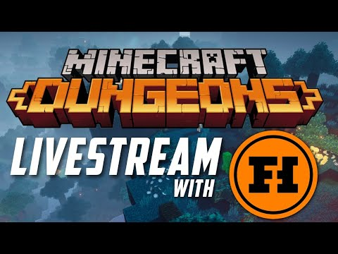 Minecraft Dungeons w/Alanah, Jacob & Lindsey - Minecraft Dungeons w/Alanah, Jacob & Lindsey