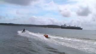 スモウスプラッシュ ◇水中バイクBOBを体験できるのは世界で3カ所(guamで...
