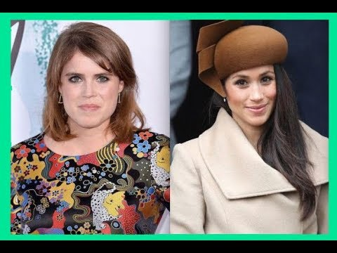 Princess Eugenie's Friends Think Meghan Markle's Engagement Ring Is Cheap