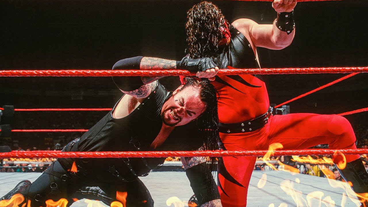 The best of In Your House: WWE Playlist
