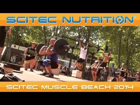 SCITEC MUSCLE BEACH 2014 - WOD CRUSHER CROSS CUP HCC 3. futam