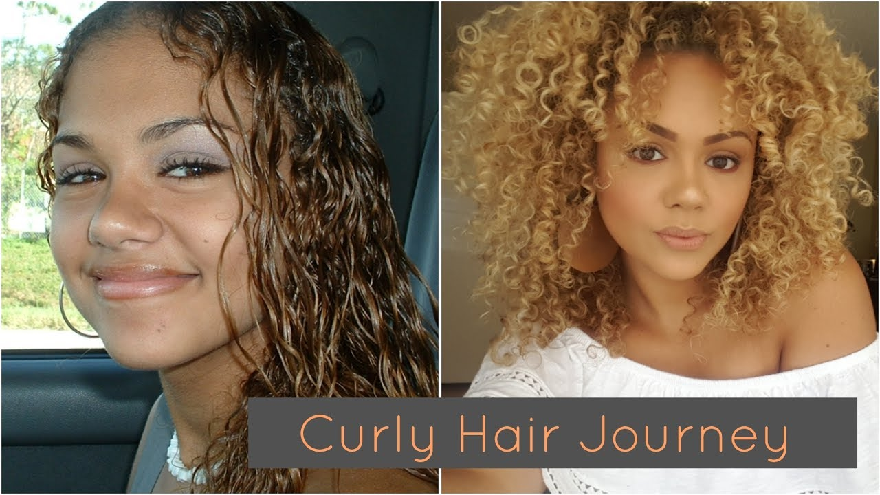 how to style damaged curly hair curly hair journey with pictures 3674