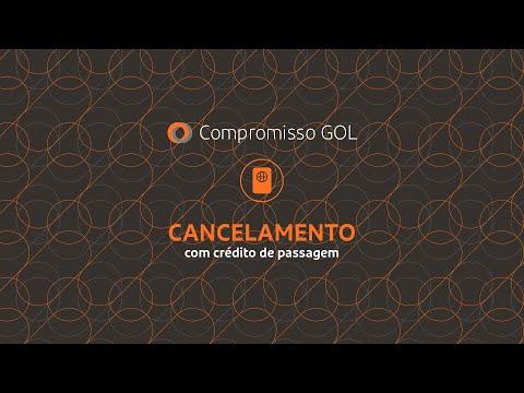 Compromisso GOL   Cancelamento e Crédito   Site GOL