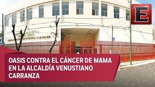 Entrará en operación la Clínica de la Mujer en la Venustiano Carranza