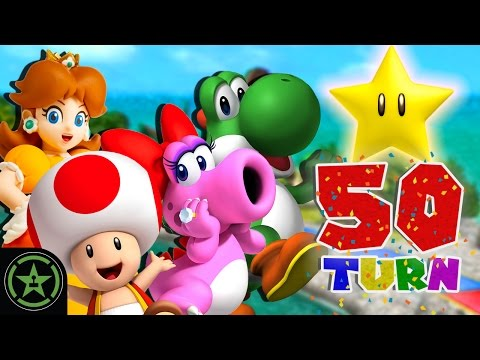 Let's Play - Mario Party 8: 50-Turn Extra Life Extravaganza