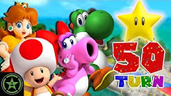 Let's Play - Mario Party 8: 50-Turn Extra Life Extravaganza
