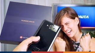 UNBOXING BAJO AMENAZA!! Huawei Mate 10