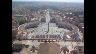 Awesome view from Vatican !