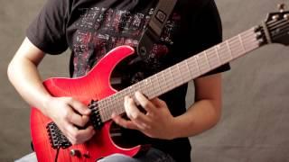 Andy James Guitar Academy Dream Rig Competition - Vladimir Shevyakov