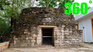 Cozumel, Mexico 360˚ - Mayan Fertility Temple