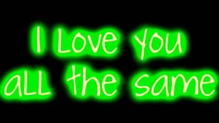 I Love You 5 - nevershoutnever (Lyrics)