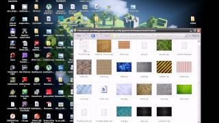 """Видео-урок по Unity3D часть 2 """"Добавляем файлы в проект!)"""
