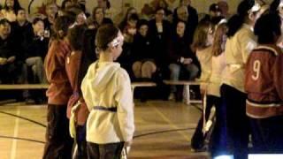 OV Jewitt Grade 4 class - Dancing Queen