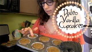 Paleo Vanilla Cupcakes - Trisha's Kitchen Ep 3