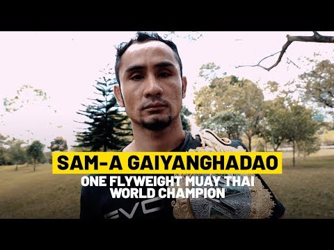 Sam-A Gaiyanghadao Conquers The Global Stage | ONE Feature
