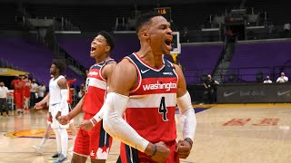 LeBron Misses Game Winning FT! Wizards 5 Game Streak! 2020-21 NBA Season