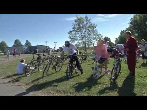 Splash Pedal Dash Youth Triathlon 2013