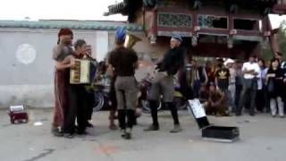 Broken Zirkus Band in Mongolia 2