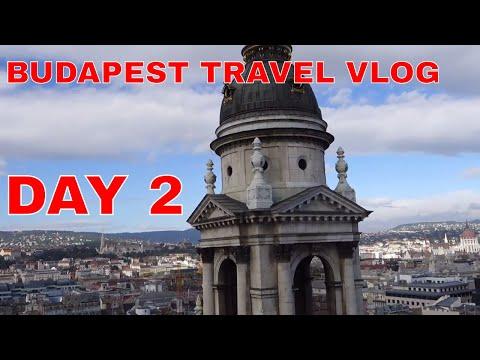 BUDAPEST HUNGARY VLOG DAY 2 TRAVEL GUIDE