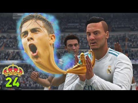 O FIFA TENTOU TROLLAR O REAL MADRID NA CHAMPIONS! | Modo Carreira #24 - Real Madrid (FIFA 18)