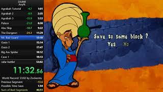 Скачать Aladdin Nasiras Revenge Speedrun In 47 42 New WR PC Version