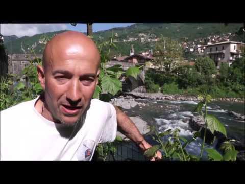 Dalle Sorgenti alla Foce del Fiume Brembo - Valle Brembana