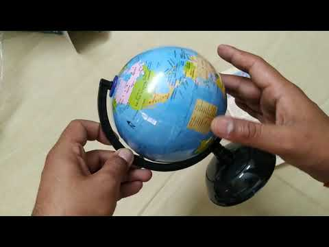 Unboxing and Review on Educational World Globe (Globus 505 Globe) Unboxing