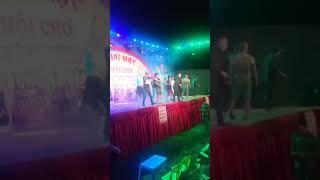 Châu Việt Cường Live Hội Chợ Thái Bình 2017.
