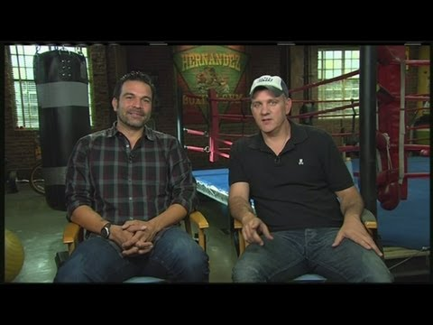 Mass Appeal Mike O'Malley and Ricardo Chavira talk about NBC's new