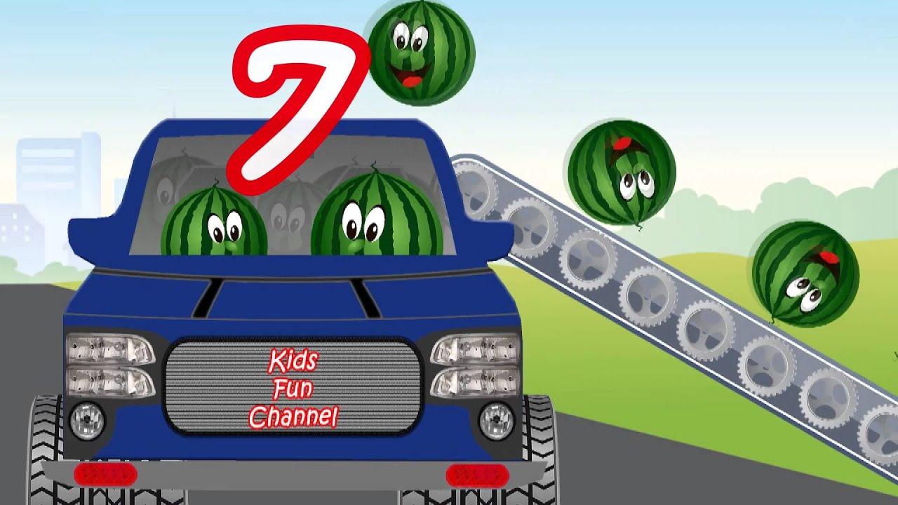 Monster Trucks for Children - Who is Driving the Truck ...