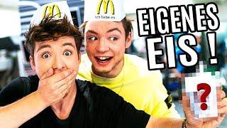Unser eigenes Eis bei McDonald's | Die Lochis