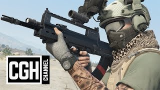 Testing Different Ammo Types - GTA Online