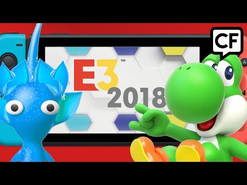 CF56: State of the Switch E3 2018, F2P on Switch, Yoshi Gone Missing