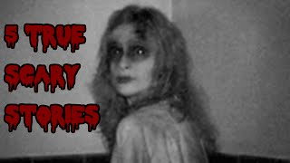 5 Scary True Stories To Keep You Up At Night