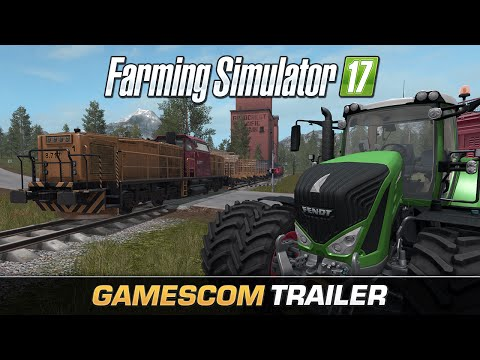 [Gamescom 2016] Farming Simulator 17 - Gamescom Trailer