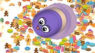 Wormate.io © 2,500,000.00 Plus Score The fastest running worm biggest | Wormateio World Not Recod ✓