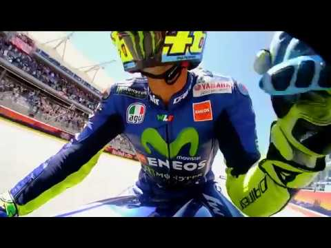 2017 #AmericasGP - Yamaha in action
