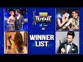 64th Vimal Elaichi Filmfare Awards 2019 | FULL WINNERS LIST | Ranbir, Alia, Ranveer, Vicky Kaushal