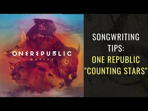Songwriting Tips From One Republic – Counting Stars | Songwriting Academy